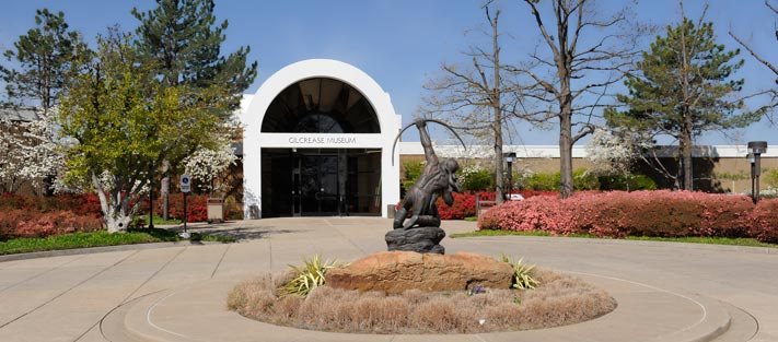 The Thomas Gilcrease Institute of American History and Art houses the world's largest and most comprehensive collection of American Western art.