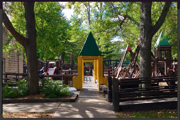 CAMDEN Playground.