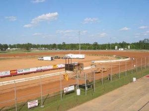 Fayetteville Motor Speedway is now home to dirt track racing.