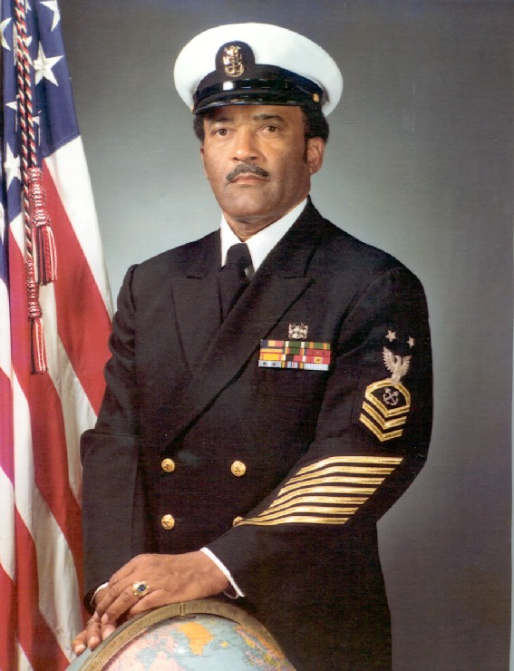 Carl Brashear late in his career.