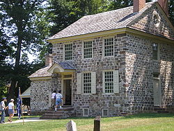 George Washington's Headquarters at Valley Forge