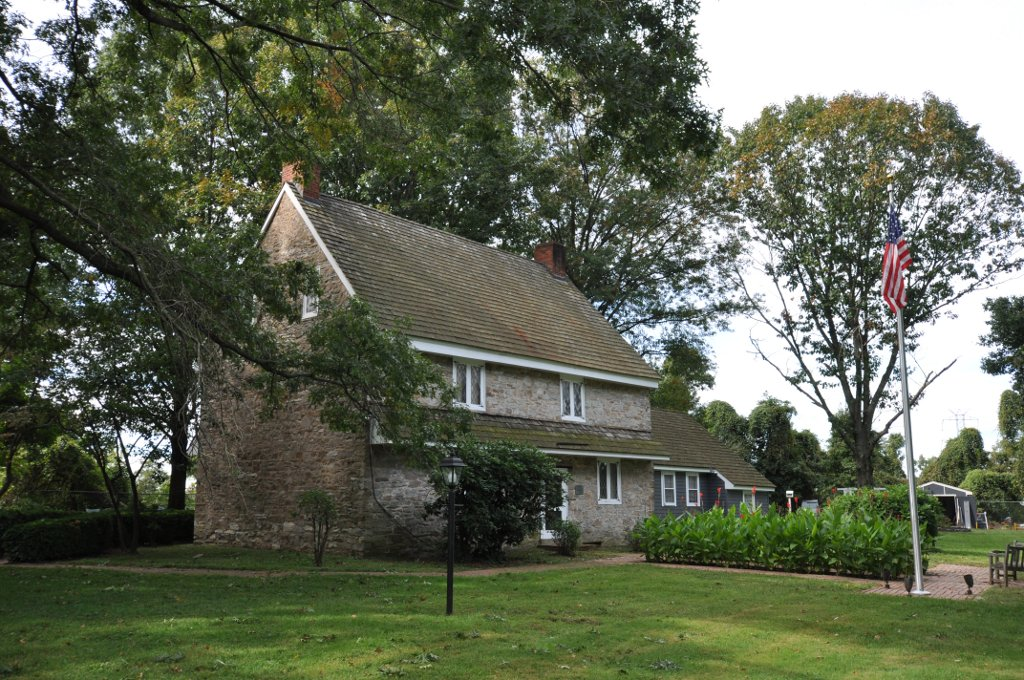 The Isaac Watson House is the oldest structure in Mercer County.