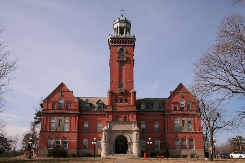 St. Augustine Hall, formerly Mather Hall of Kansas City University