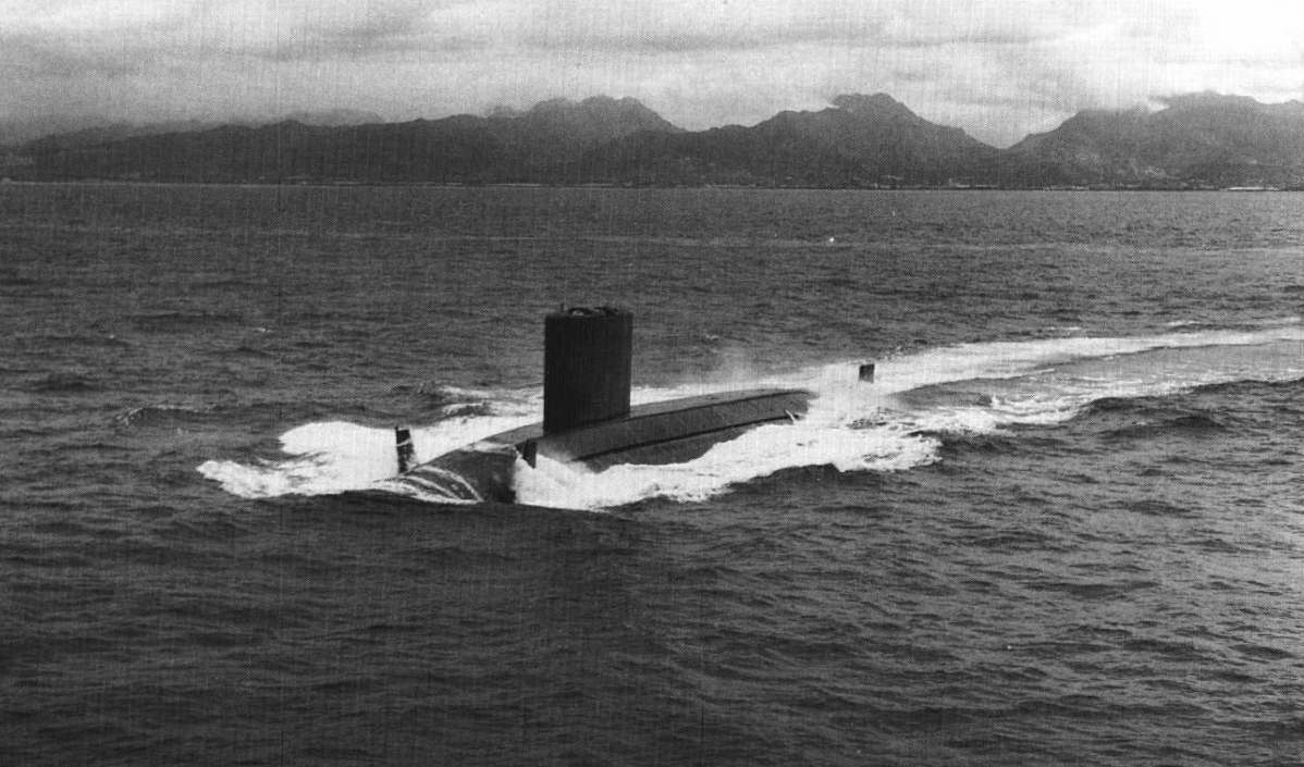 Pic taken during the 1960s. Source: USN (U.S. Navy All Hands magazine December 1990, p. 6.) [Public domain], via Wikimedia Commons