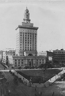 A shot of the City Hall from 1917.