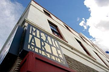 The Mexic-Arte Museum was founded in 1984 and is one of the country's few Mexican art museums.