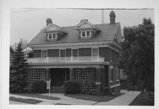John P. Cullen House