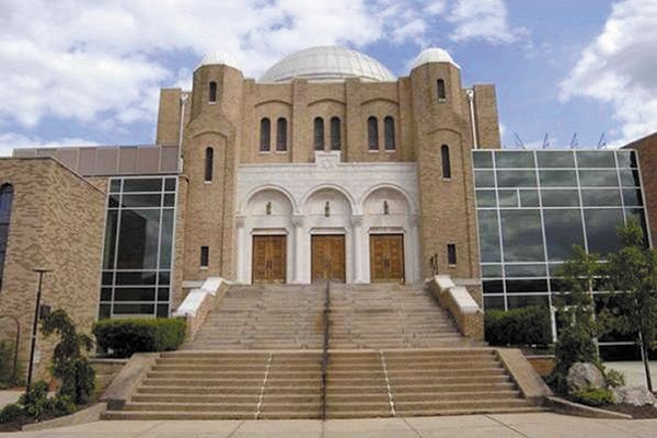 Anshe Emeth Memorial Temple (image from NJ Jewish News)