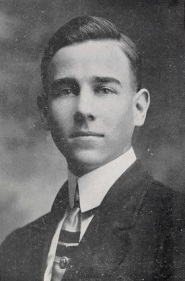 Walter V. Dial - 1913 Huntington High School Yearbook