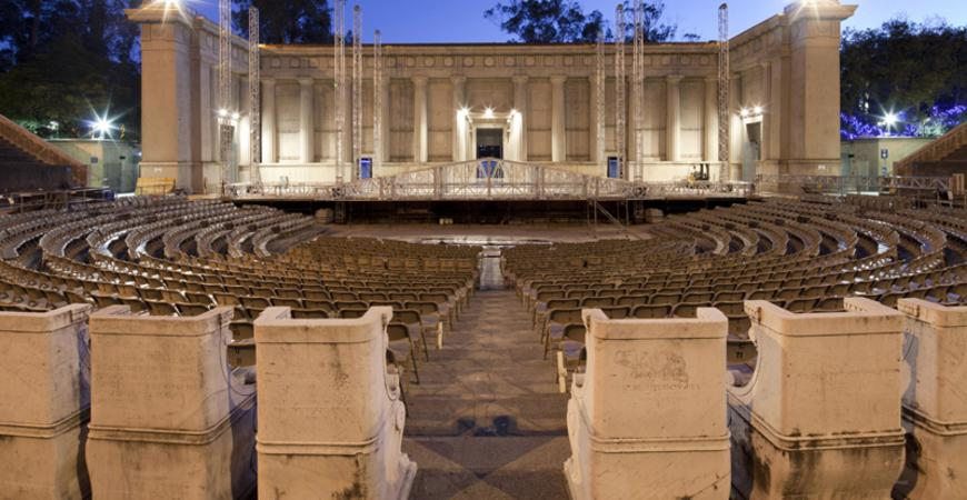 Hearst Greek Theatre