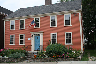 The Lafayette-Durfee House (Courtesy of The Lafayette-Durfee House's website)