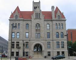 The courthouse was added to the National Register of Historic Places in 1979 for its architectural significance