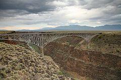 In All of its Glory: The Rio Grande Gorge Bridge