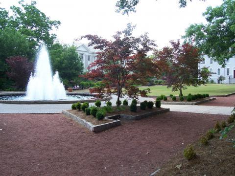 Herty Field Plaza