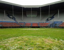 The aging stadium required significant maintenance following the loss of a regular tenant