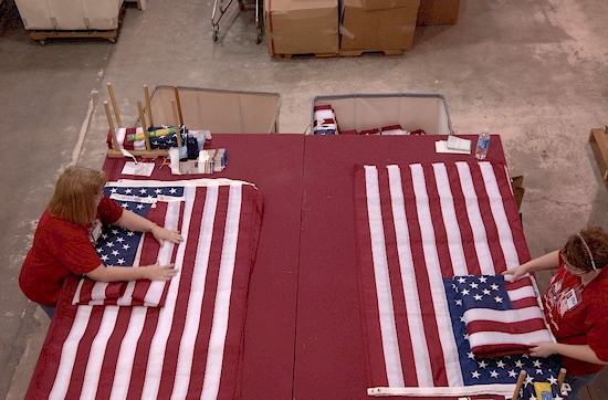 Annin Flagmakers Coshocton Plant