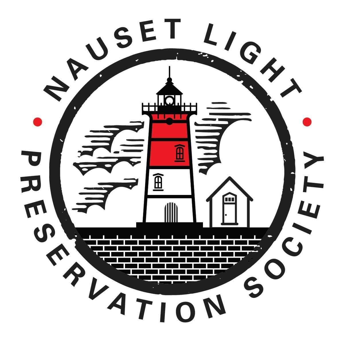 Nauset Light Preservation Society logo.