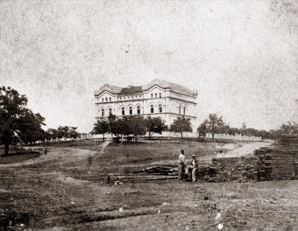 The General Land Office in the 1870s