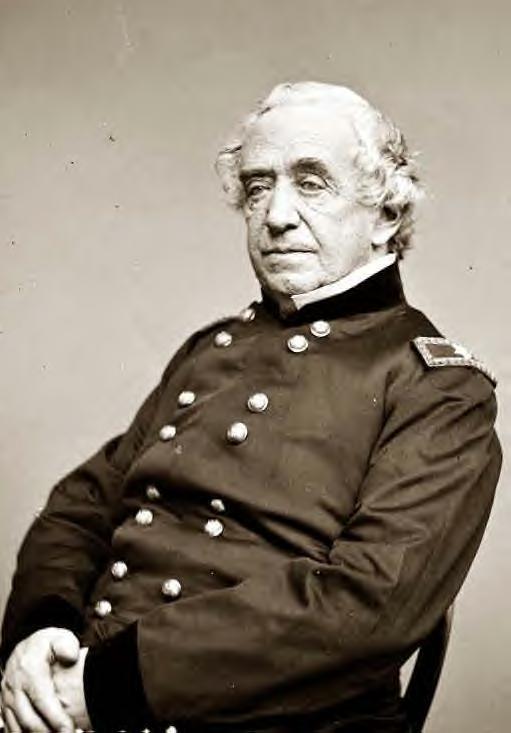 General Joseph Gilbert Totten