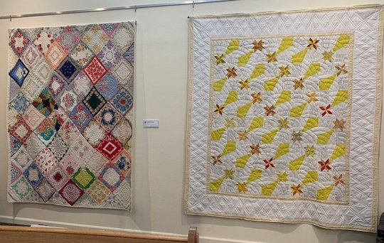 Eugenia Mitchell Quilts