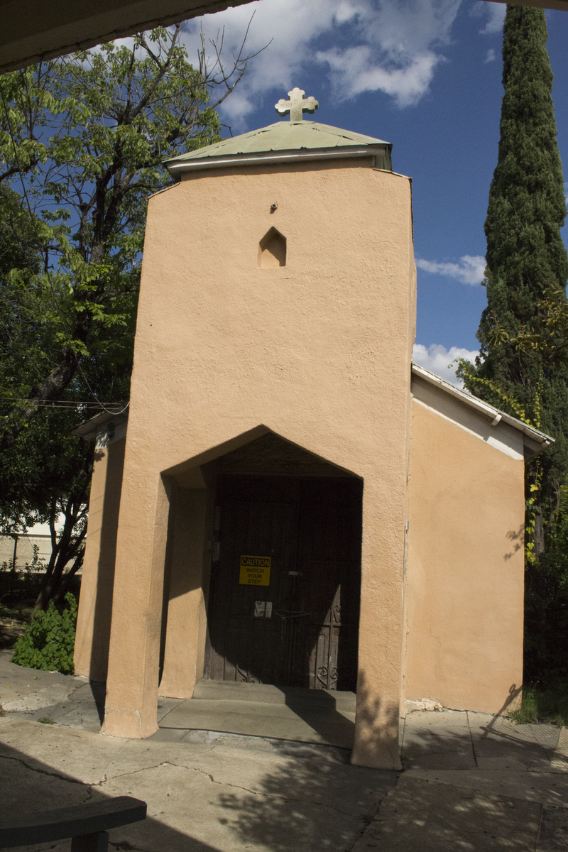 The Ximenes Chapel was built in the 1920s is an integral part of the Mexican-American community.