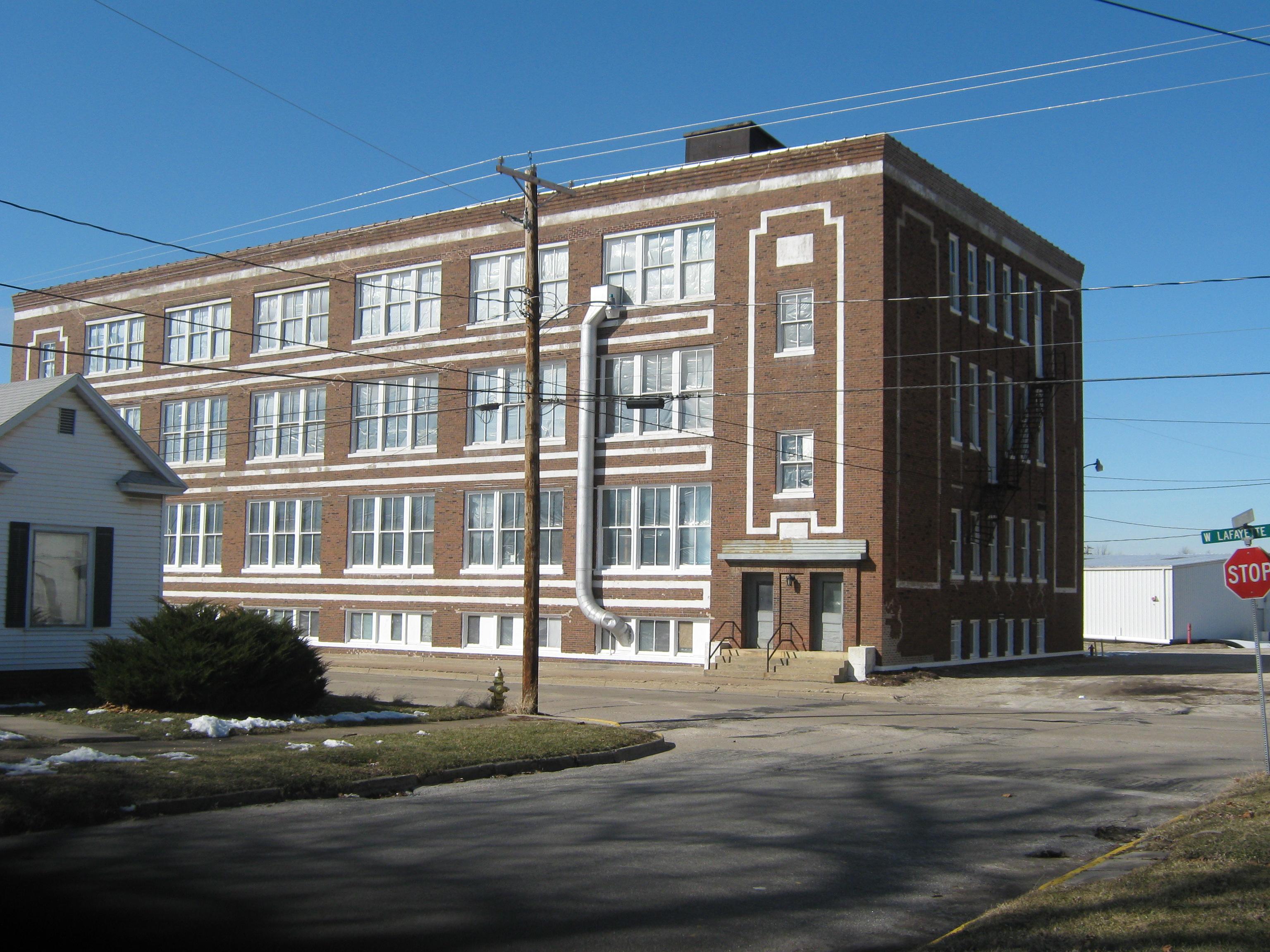 1930s Factory