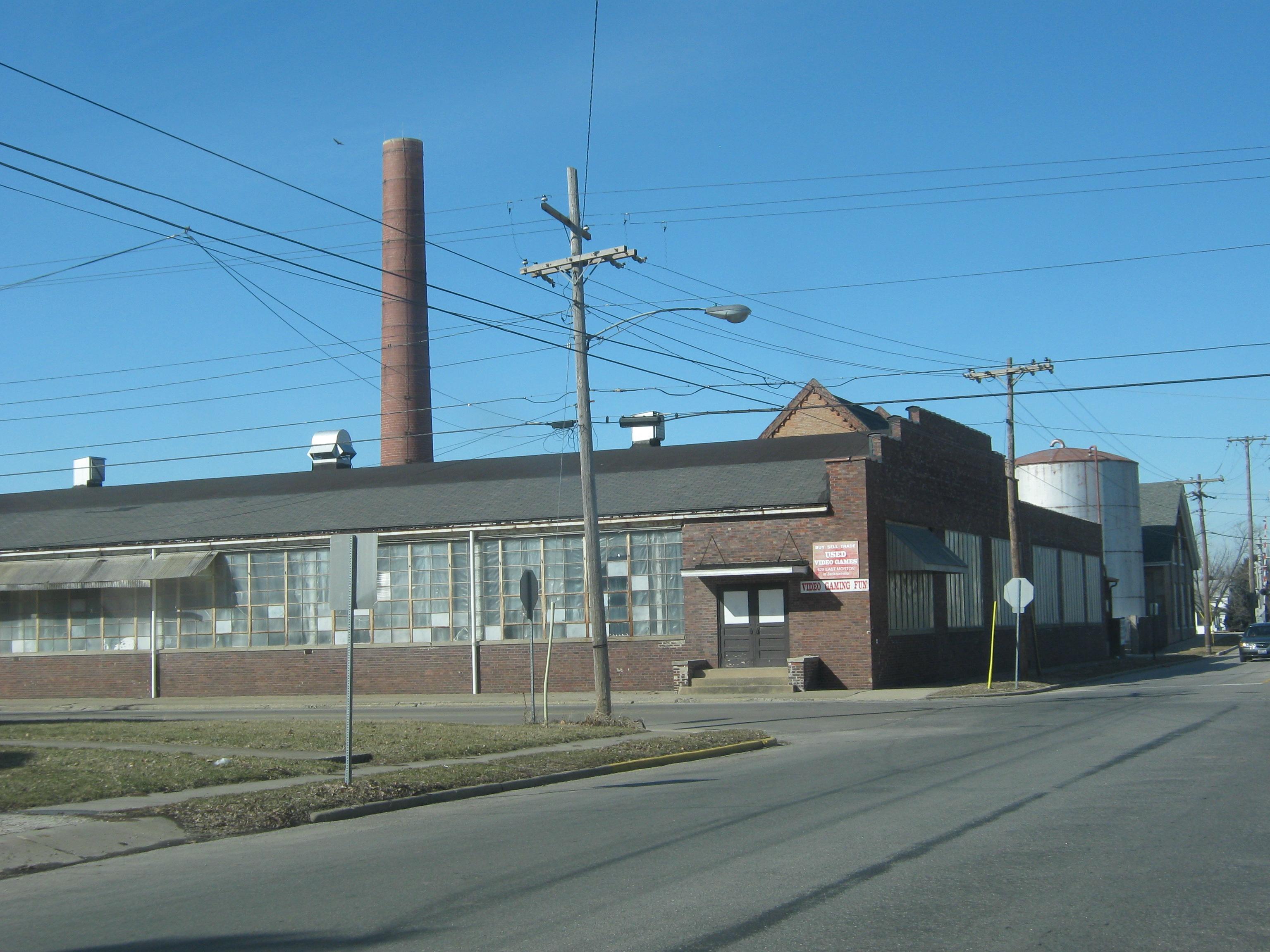 1920s  Factory