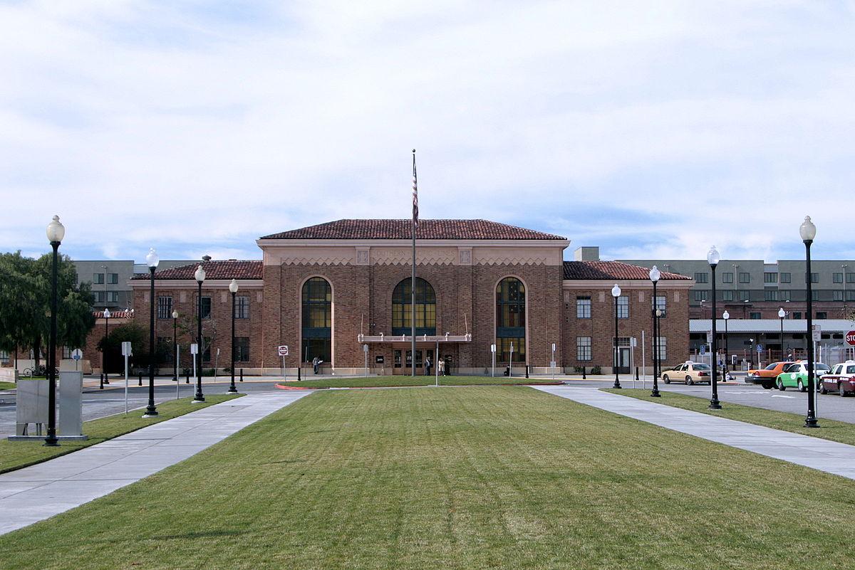 The Italian Renaissance Revival Diridon Station was built in 1935.