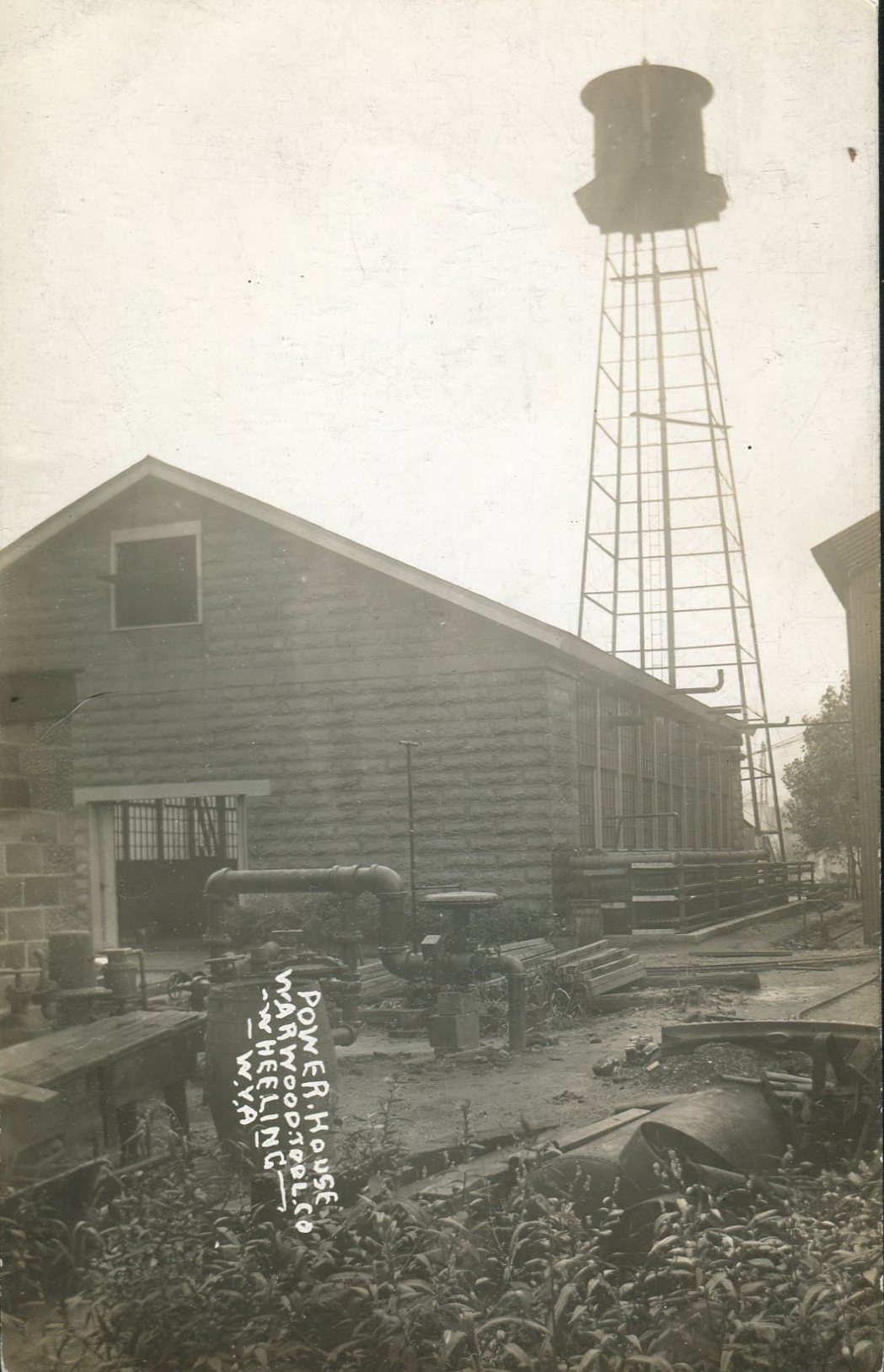 Warwood Tool Company, undated, photo courtesy of Sandra Mauck.