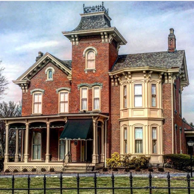 The J. M. Willson Mansion in Sharon PA