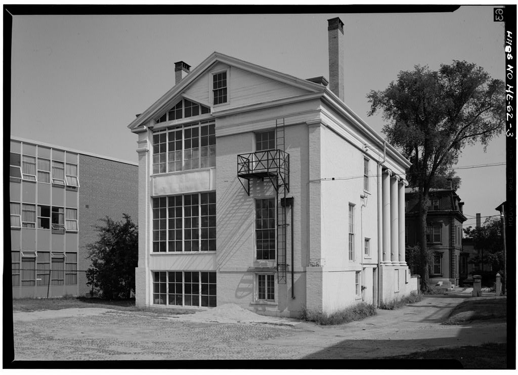 The Charles Q. Clapp House, Credit to Library of Congress