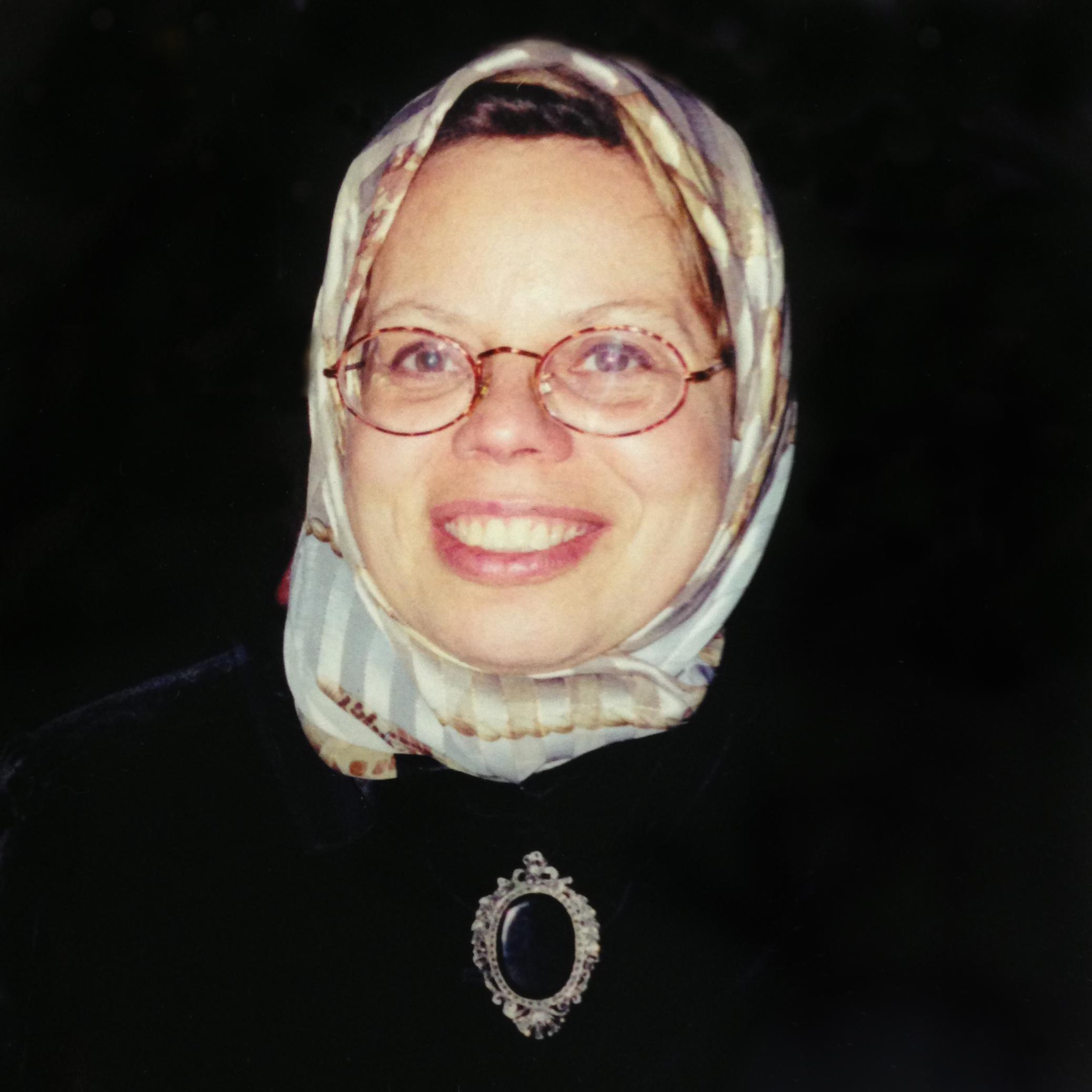 Photograph of Sharifa Alkhateeb courtesy of Maha Alkhateeb.