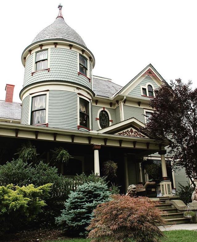 Koehler Mansion in Sharon PA