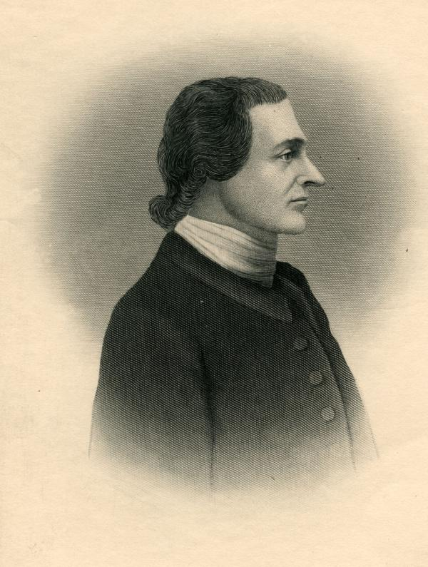 George Taylor was an indentured servant who became an influential colonist in Pennsylvania.