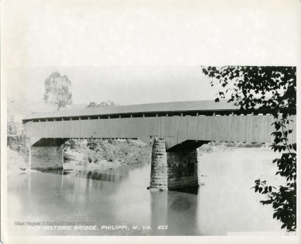 View of the bridge ca. 1914