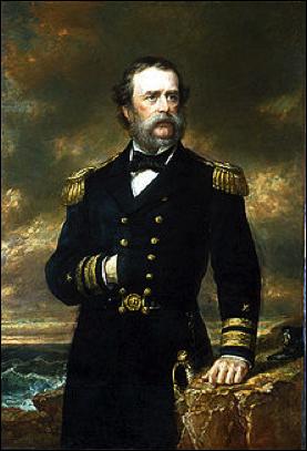 Admiral Samuel Francis Dupont