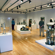 The Mulvane Art Museum is home to a collection of approximately 4,000 objects from around the world.