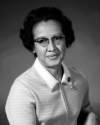 Katherine Coleman Johnson
