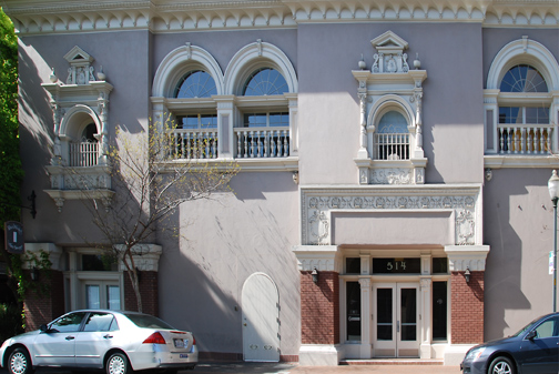 Fraternal Hall