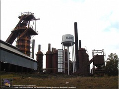 The only blast furnace in the United States that is actively being preserved and used as a historic site, Sloss Furnace is open to visitors and offers interpretive tours.