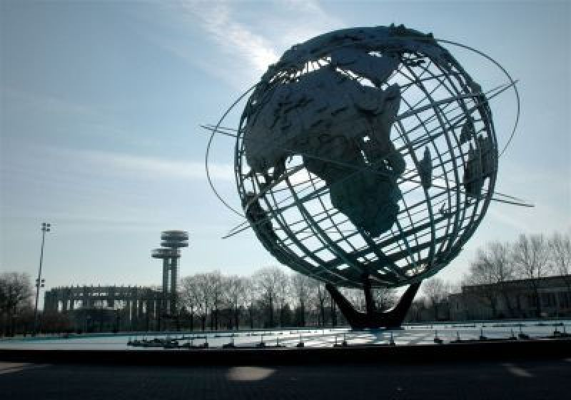 Unisphere Up Close