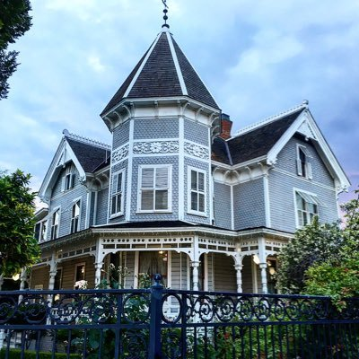 The Meux House