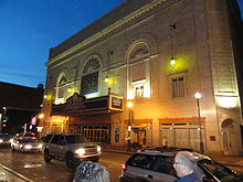 Benedum Theater (Nighttime)