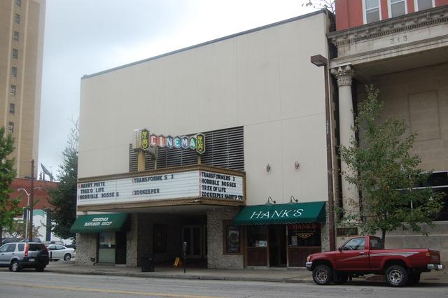 The Cinema in 2011