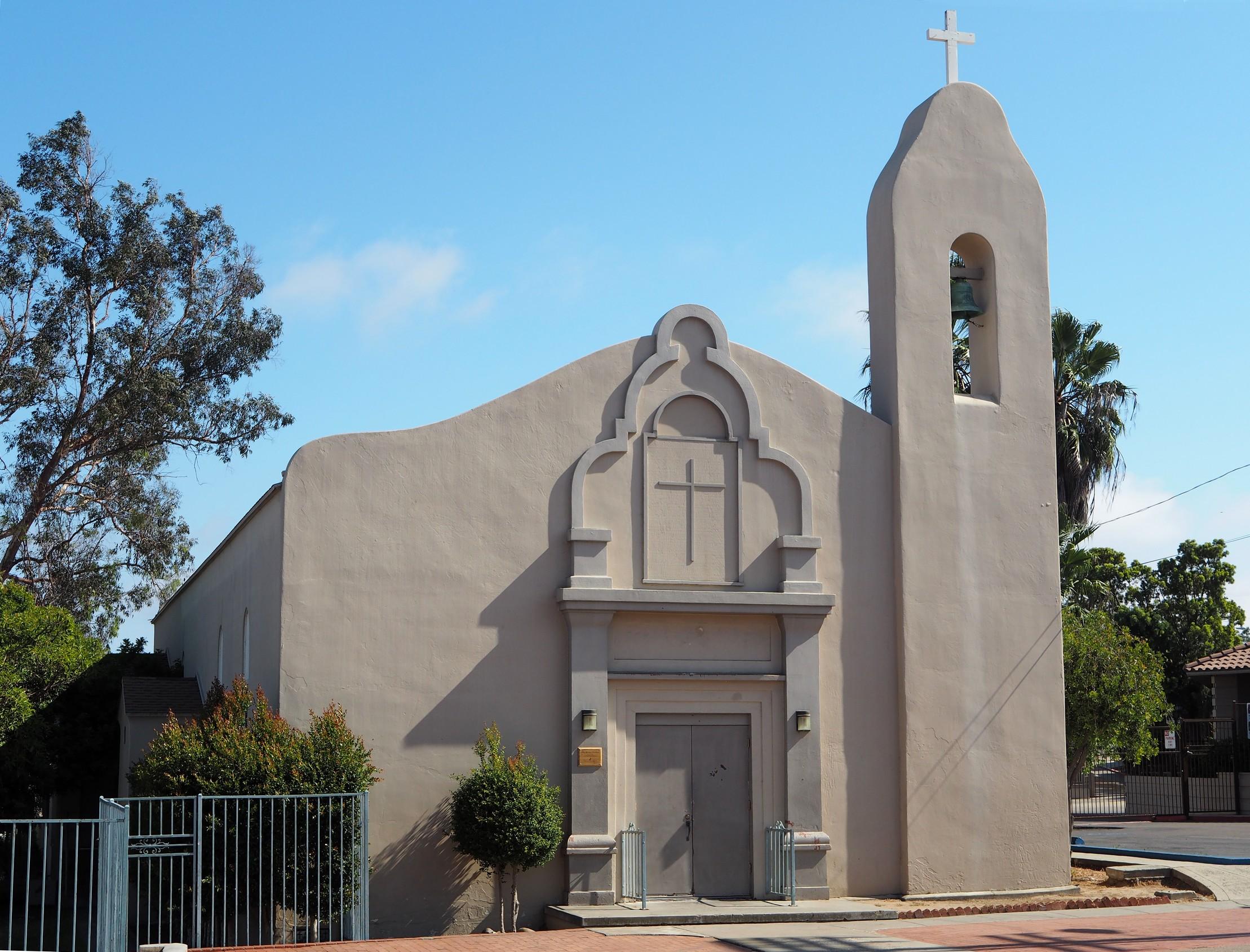 Holy Family Church -- Hall