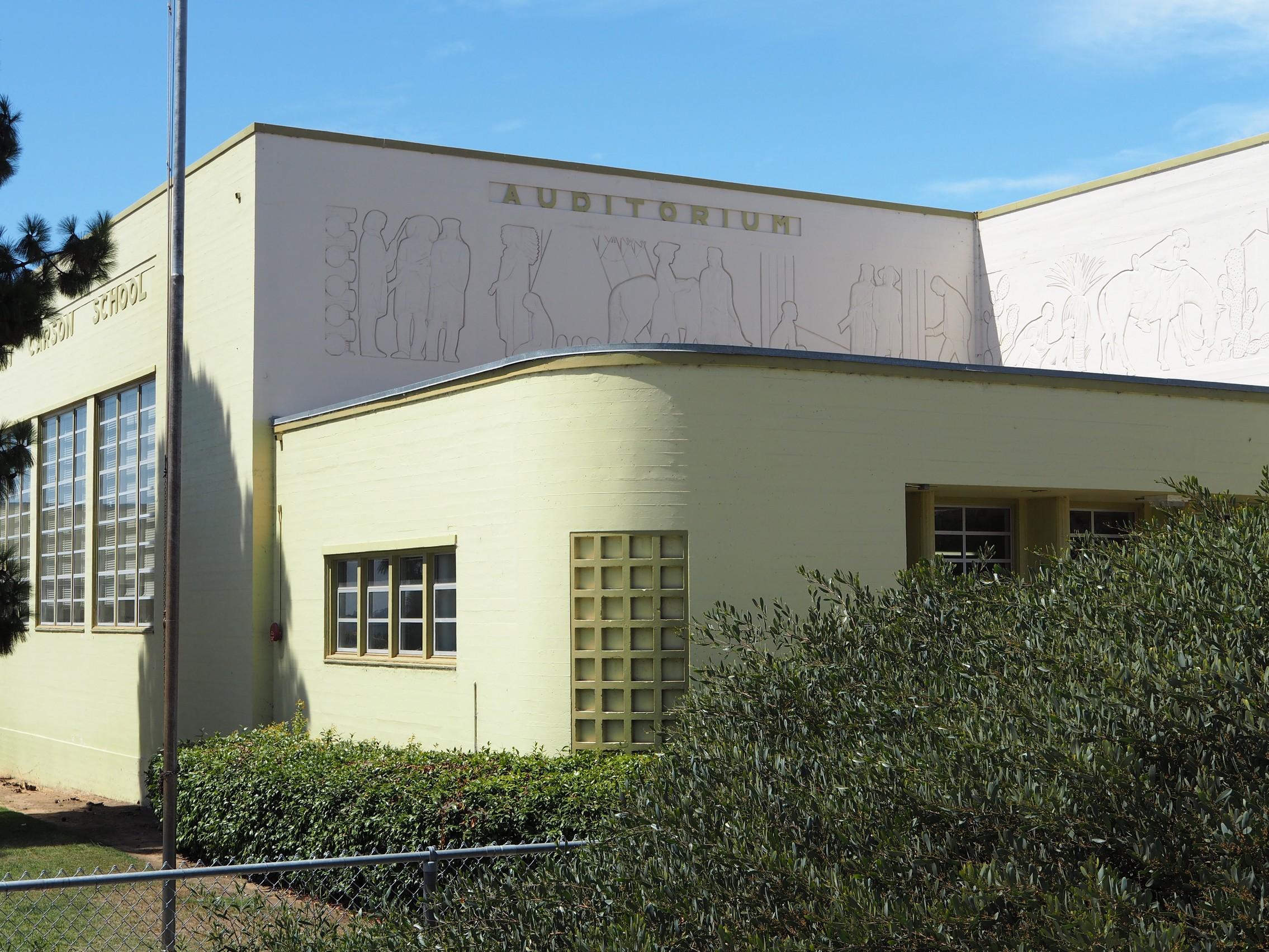 Kit Carson School