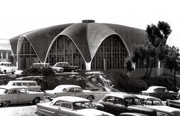 1963 -- Calvary Southern Baptist