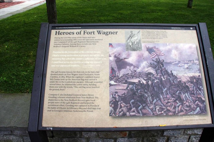 Heroes of Fort Wagner