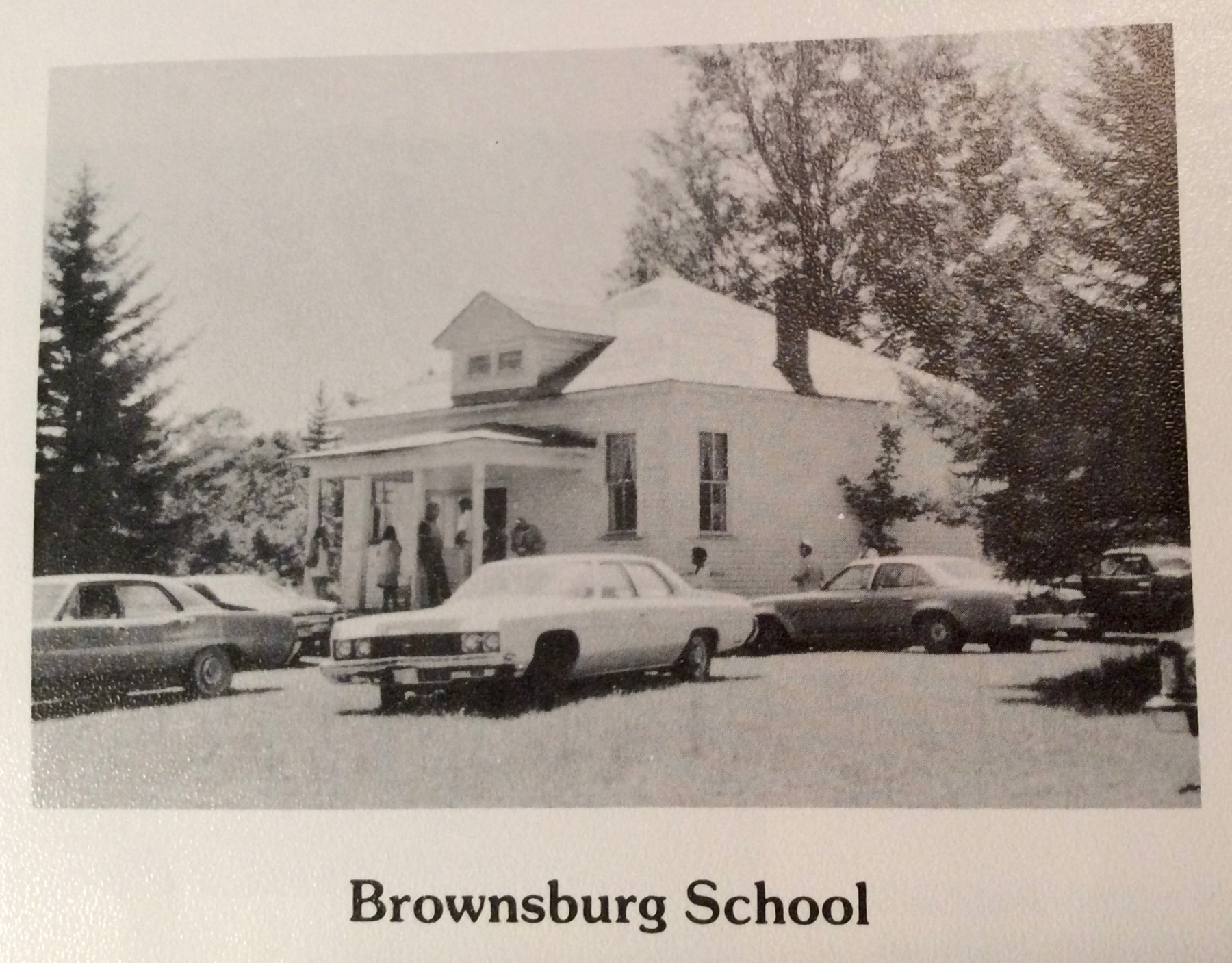 The Brownsburg School