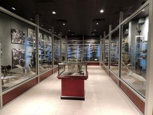 The Firearms Exhibit http://armedforcesmuseum.com/salute-to-service-exhibit/